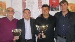 García y Trinidad ganan el 32º Provincial de Mus - GuadalajaraDiario.es