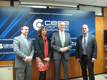 Gas natural colabora con ceoe guadalajara for Oficina gas natural fenosa guadalajara