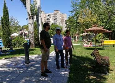 Cs guadalajara pide m s mejoras en la piscina de san roque for Piscina municipal san roque