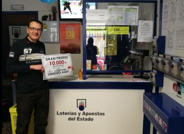 El Joker de la Primitiva deja 10.000 euros en Trillo