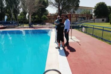 Blanco da por terminado el episodio que alter la limpieza for Empresas de piscinas