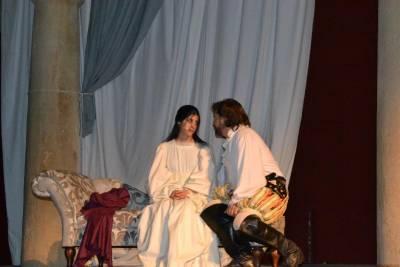 Todas las escenas del tenorio mendocino - Don juan tenorio escena del sofa ...