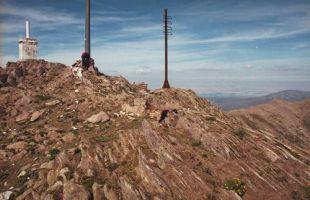 """Rutas: puerto de """"La Quesera""""-Pico del Lobo"""
