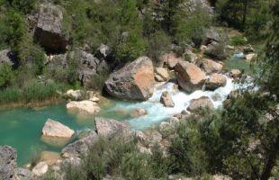 Rutas: Zaorejas -Peñalén: Un Tajo de aguas bravas