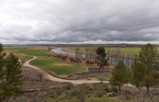 Albalate,un paseo por el Tajo hasta las nubes
