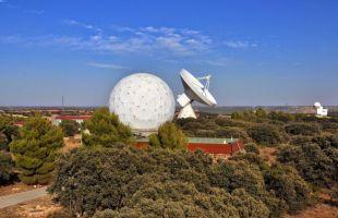 Yebes: Una ruta para tocar el cielo cielo