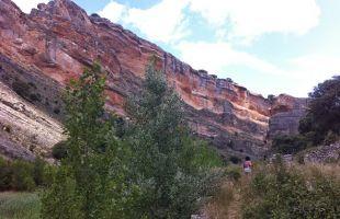 Rutas: Santamera, el cañón del río Salado