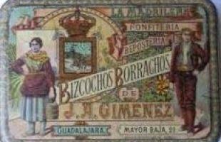 La ruta del bizcocho borracho de Guadalajara