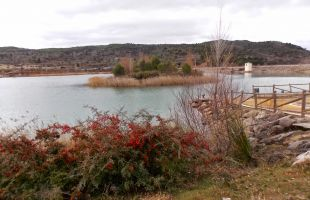 Rutas: Pasear junto a un lago, Pareja