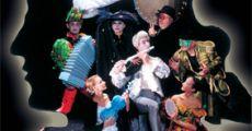 Mozart en adaptación del Teatro Negro de Praga