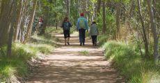 Rutas guiadas en Parques Naturales de la provincia