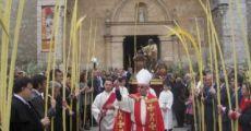 Procesión de domingo de Ramos