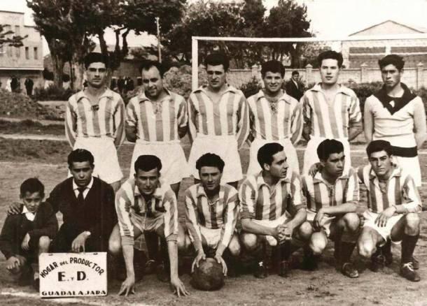 Primerods equipos del Hogar Alcarreño